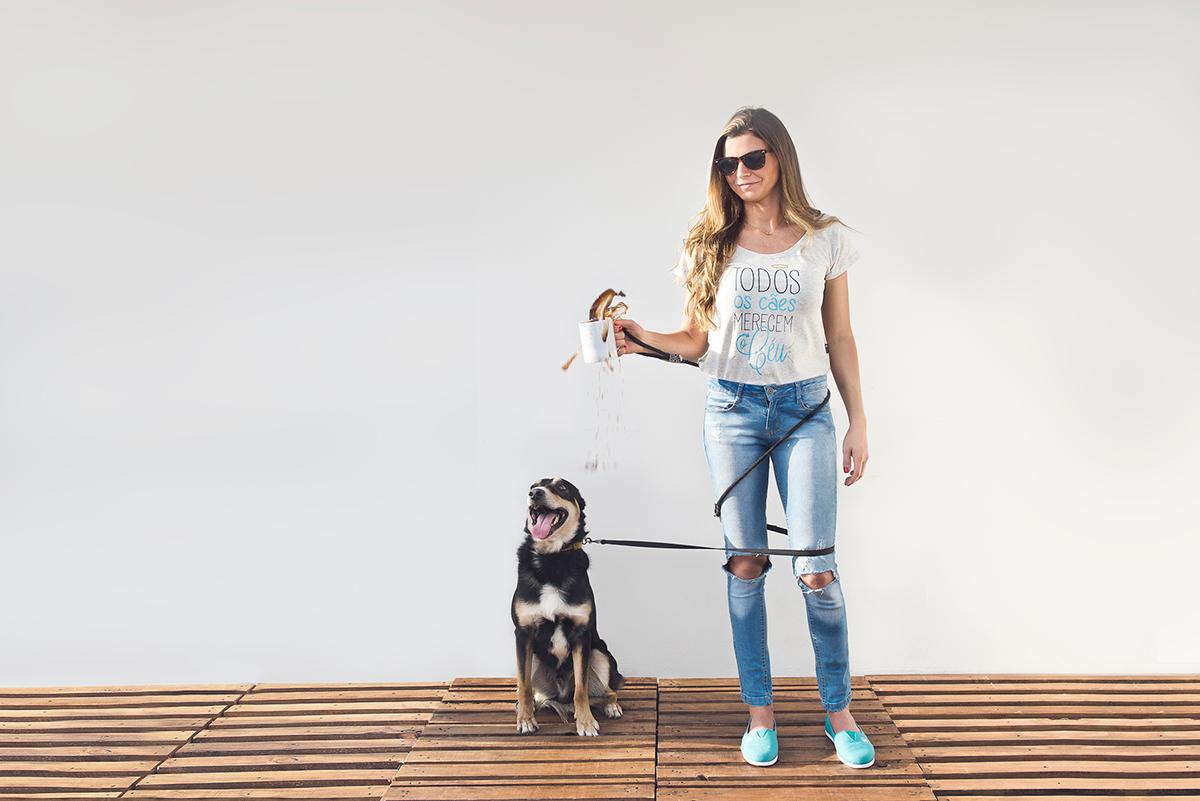 dogs cães gatos cats t-shirts pet lover pets animais de estimação roupas editorial moda