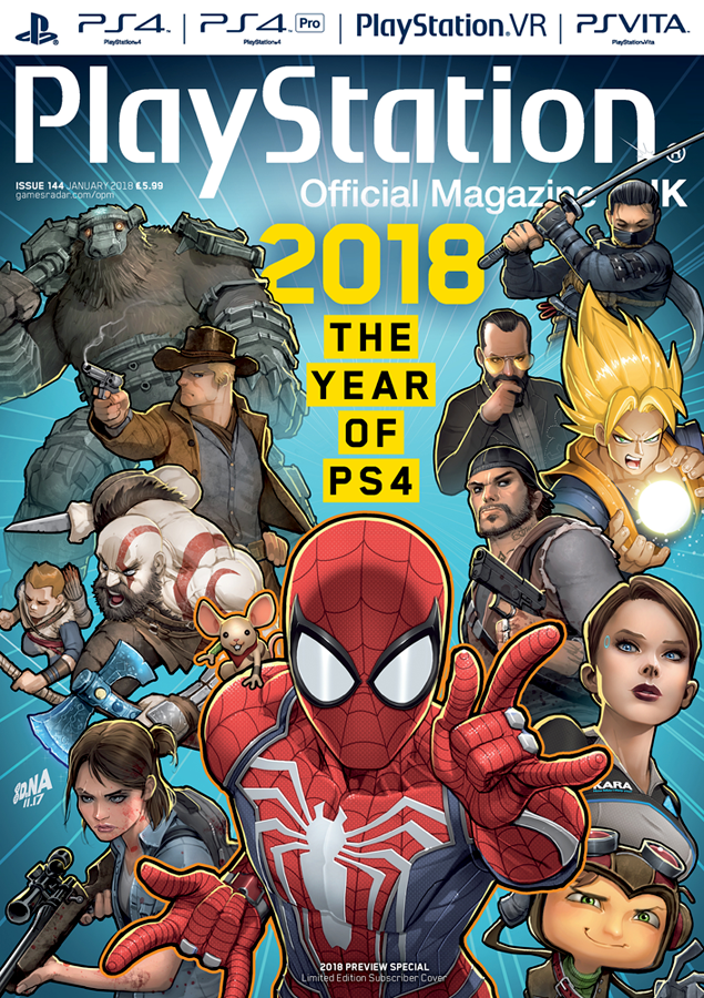 official playstation magazine uk cover art on behance
