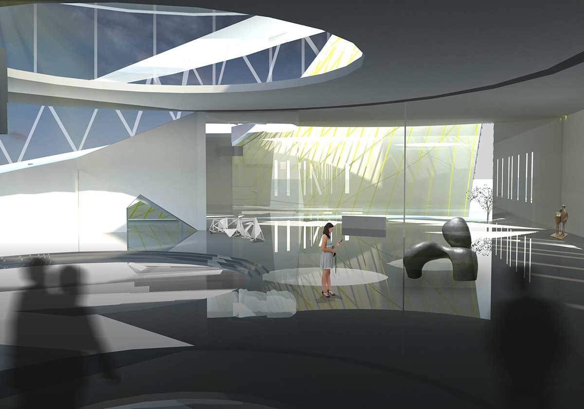 architects dubai Saudi joharji injarch ZahaHadid museum desaign