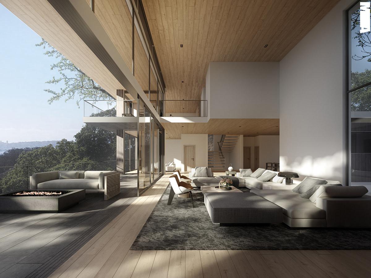 architecture architecturevisualization archviz rendering