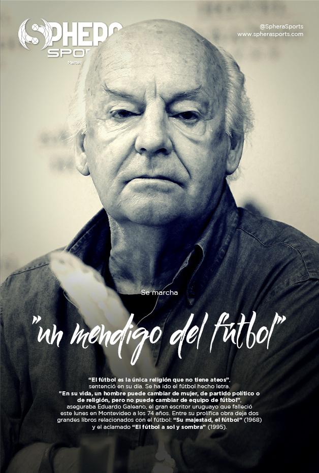 Galeano escritor