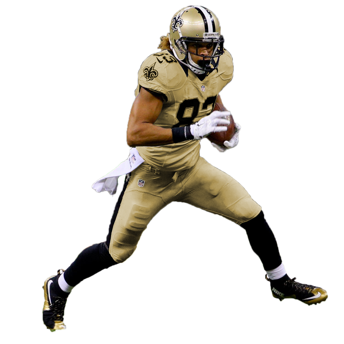 color rush jersey saints