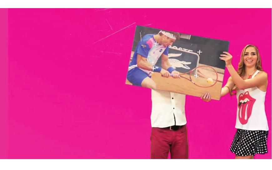 publicitario espacio Cabledeportes animacion