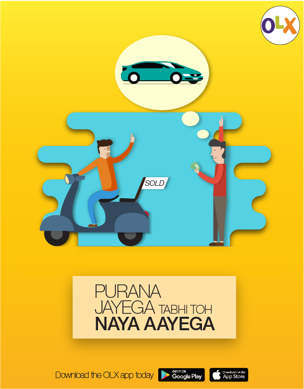 OLX   Ad Campaign (REDESIGN) on Behance