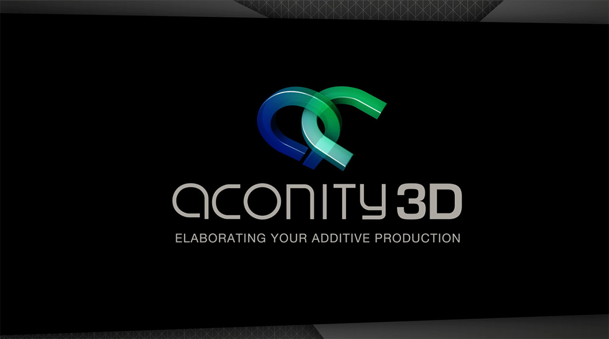 Resultado de imagem para ACONITY 3D LOGO