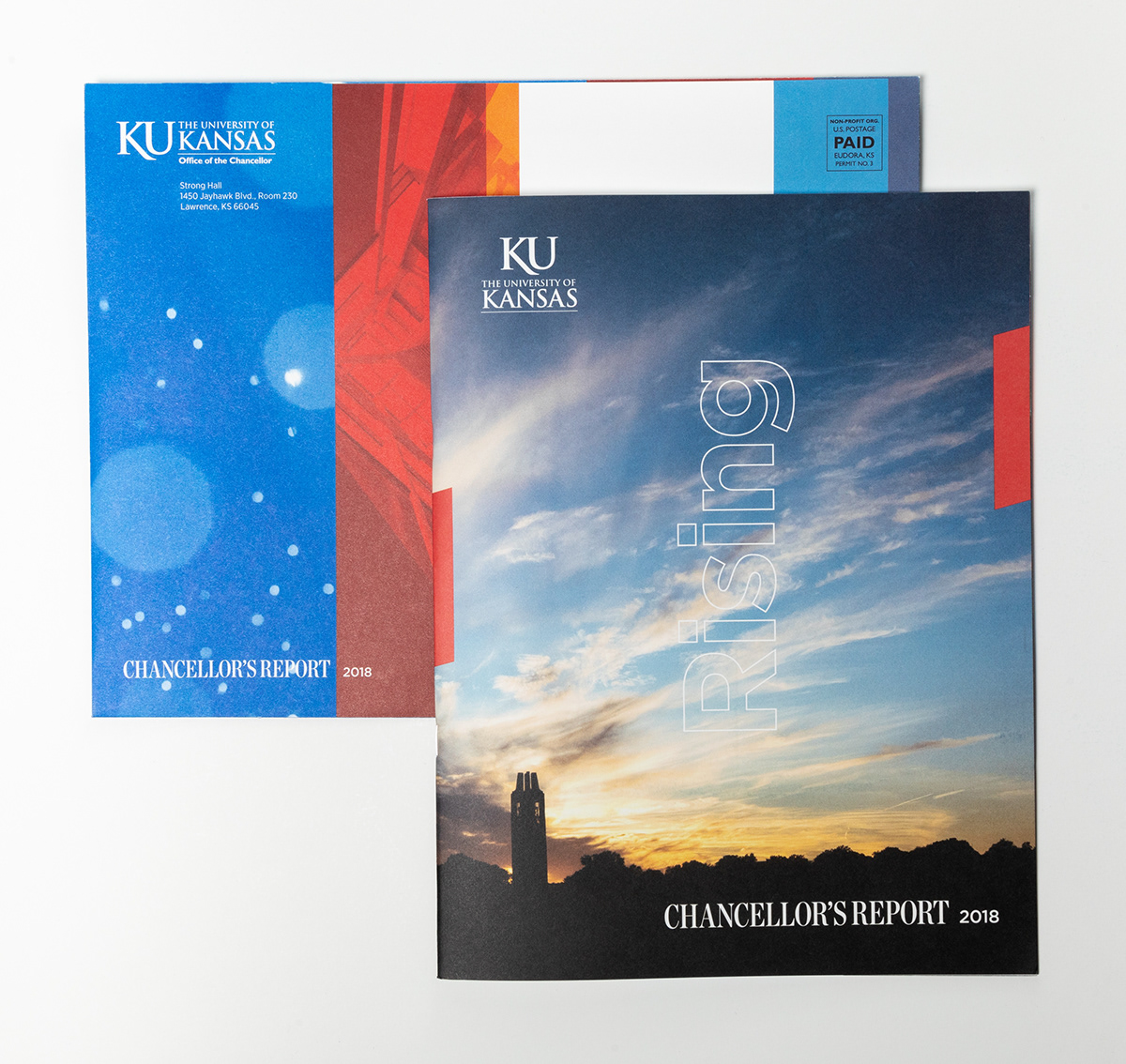 Photography  annual report kansas color