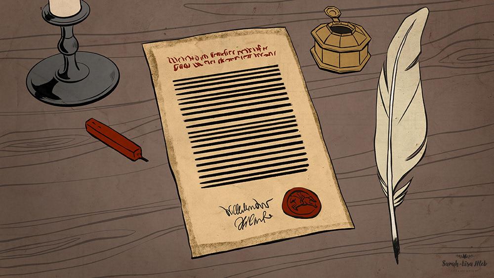 Image may contain: cartoon, handwriting and drawing