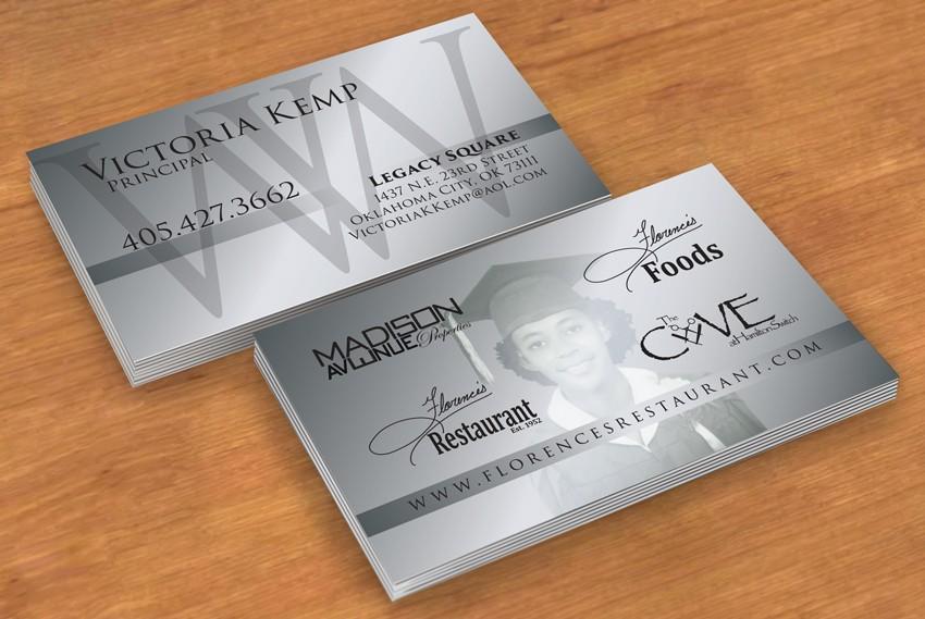 Darryl Hillard\'s Portfolio - DHArt_Business Card Designs
