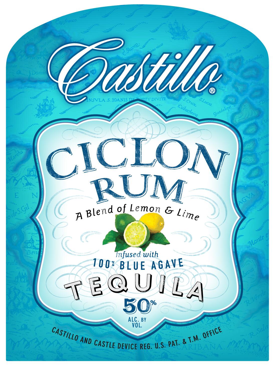 Rum bacardi  label Spirits alcohol colorful drink Retro graphics art vintage package design  dallas texas dan birlew