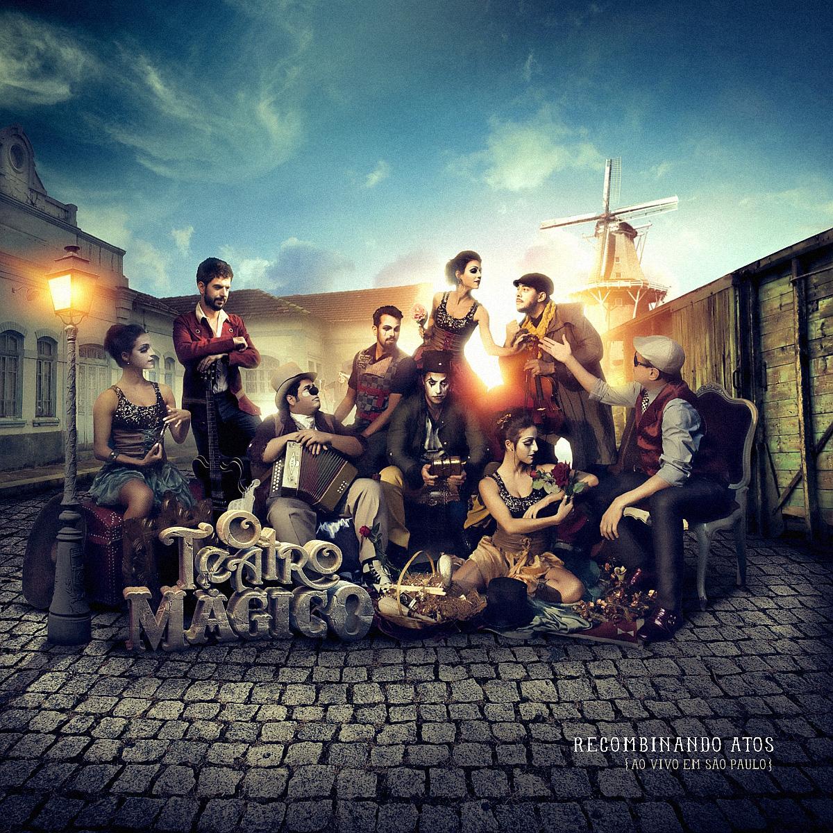 O teatro mágico | site oficial do teatro mágico, criado por.