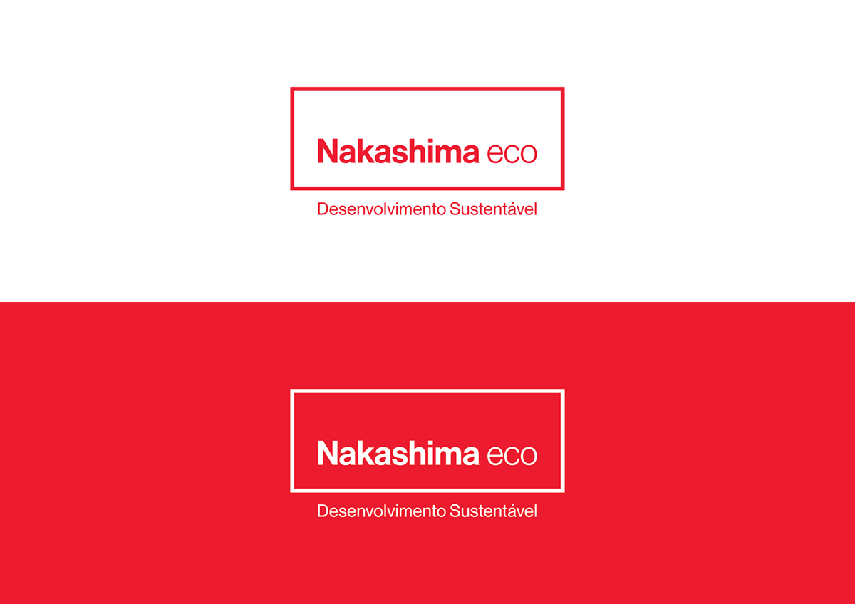ecological enterprise brand identity logo japan Brazil Tadao Ando sustentable
