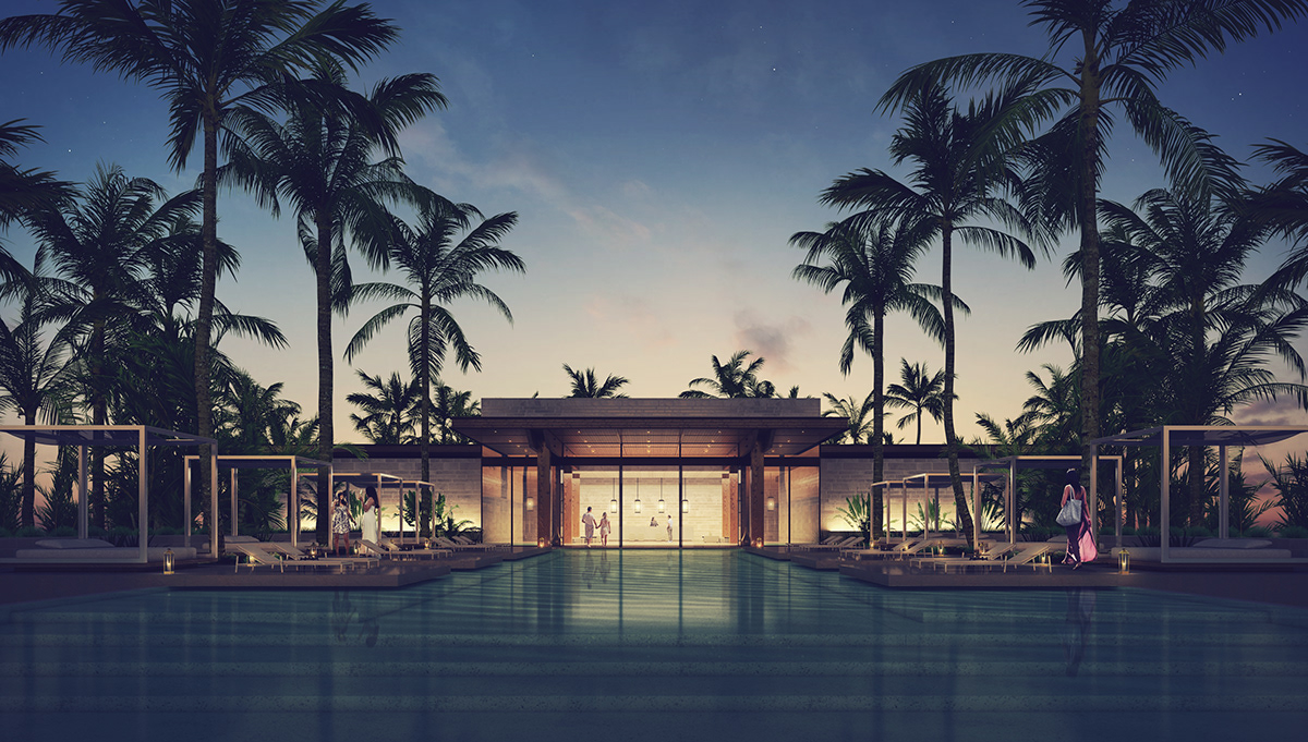 architectural renering  architecture design ILLUSTRATION  rendering V-ray visualization