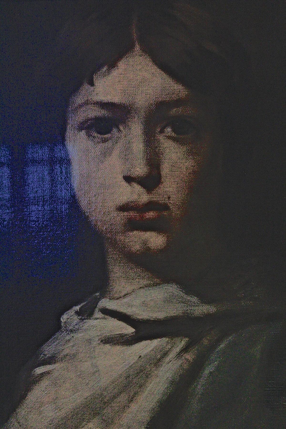 louvre painting   leonardo da vinci San Giovanni Battista SAN SEBASTIANO Guido Reni Botticelli Salome bellini Raffaello