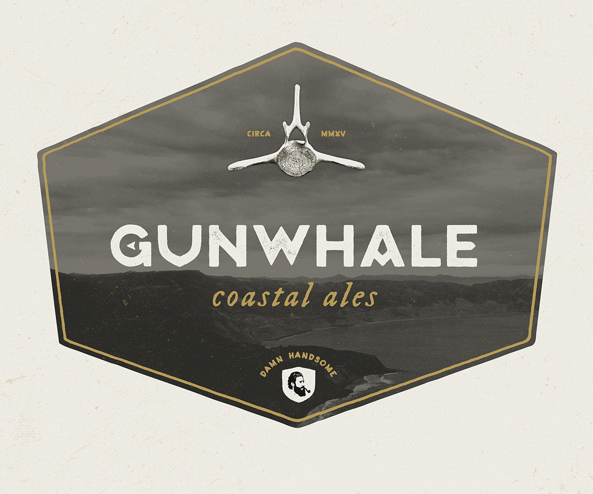Gunwhale Ales Craft Brewery Branding Identity on Behance