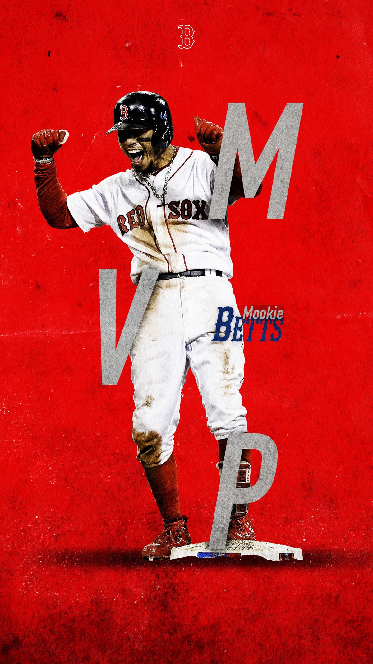 2018 Boston Red Sox Wallpapers On Behance