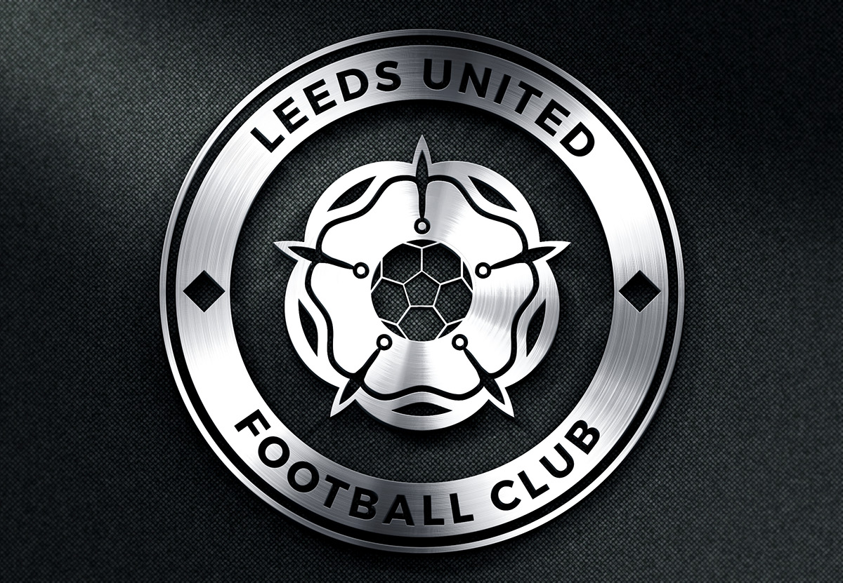Leeds United New Brand Proposal On Behance