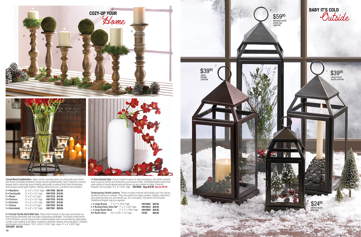 Christmas Catalog 2017 on Behance