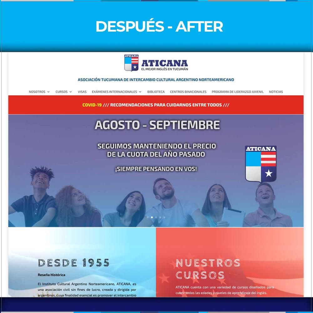 aprende ingles aticana ingles inglés en tucuman tucuman