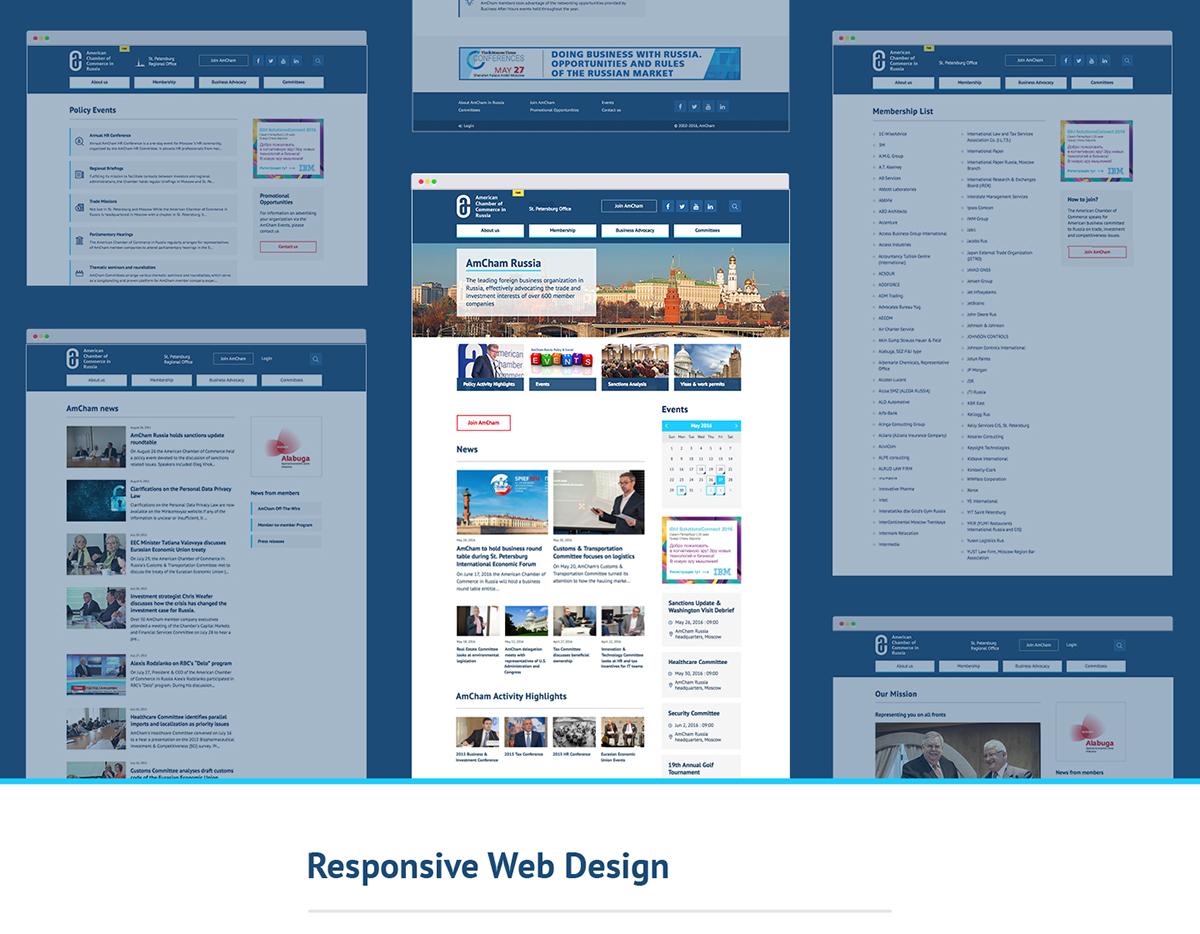 Website site jetstyle UI ux design Interface