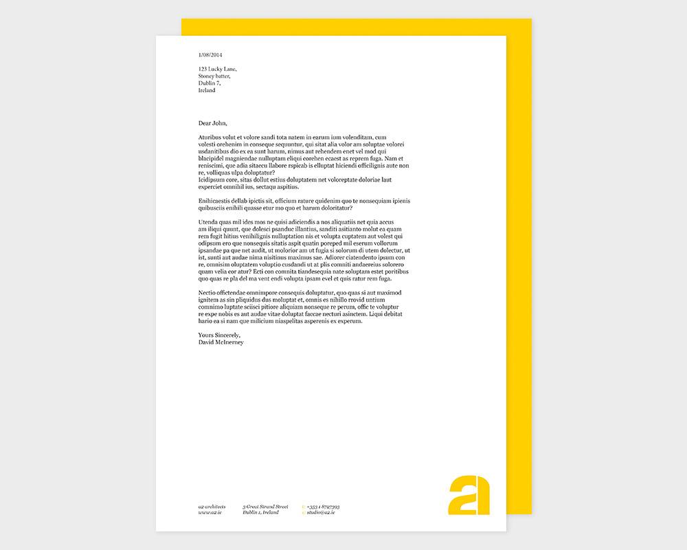 identity yellow logo marque