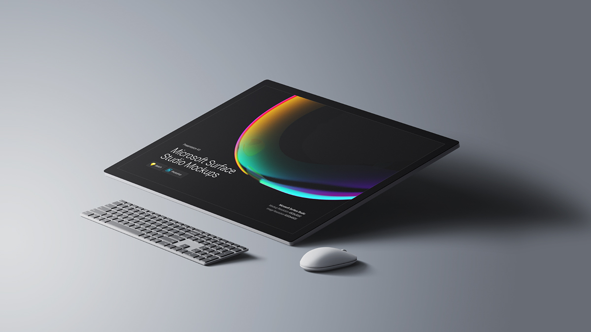 Introducing Designer's Presentation Kit with lots of Mockups by LS Graphics