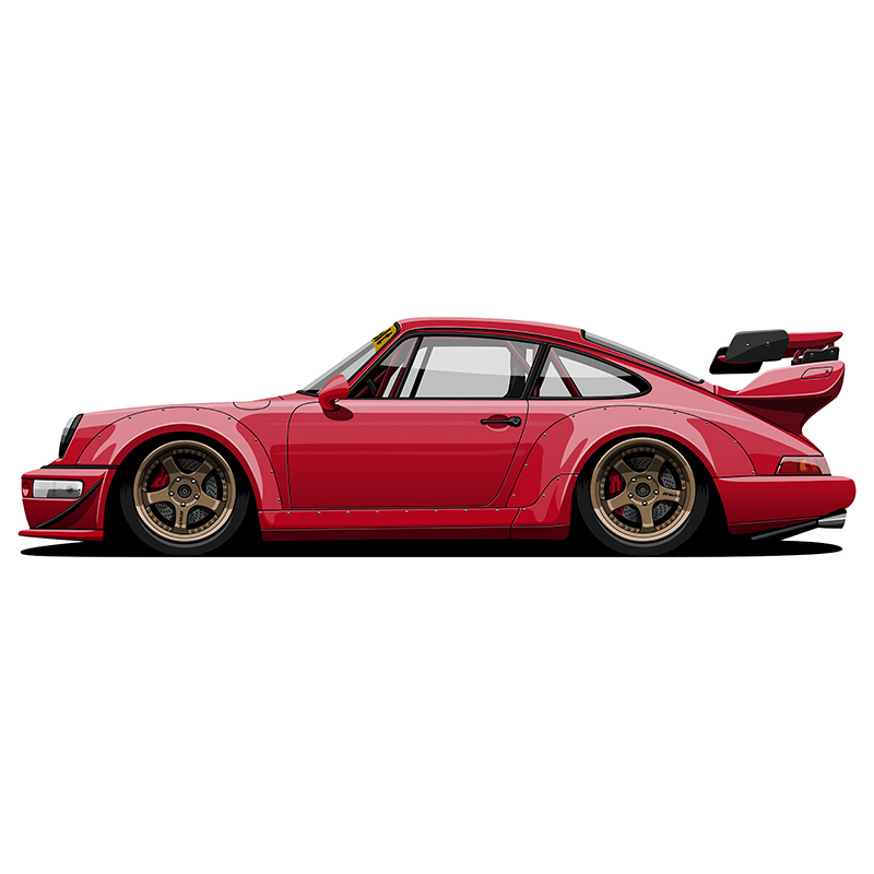 First Rwb In Russia Vector Art On Behance