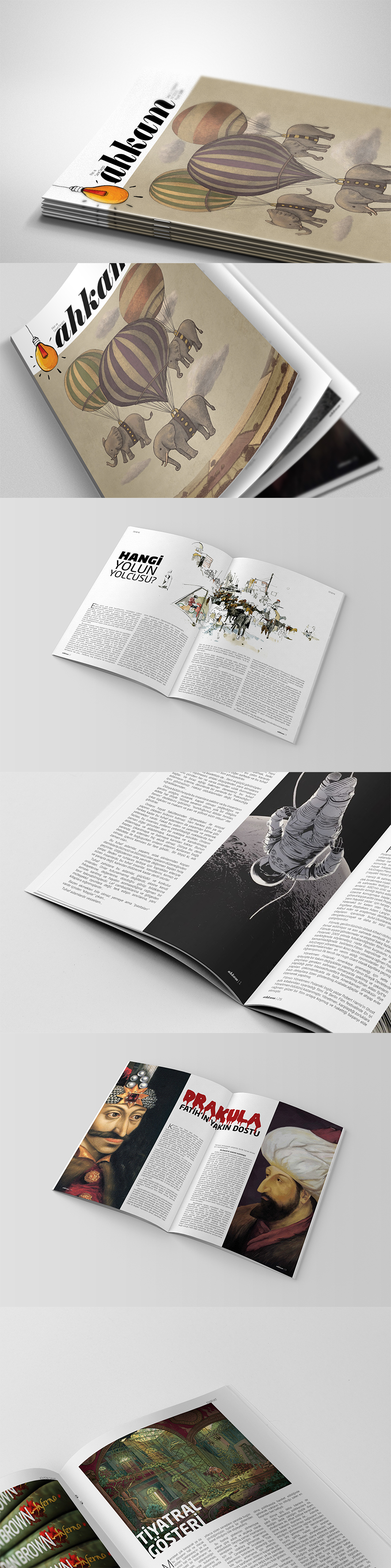magazine Ahkam Dergi kultur sanat culture literature art edebiyat
