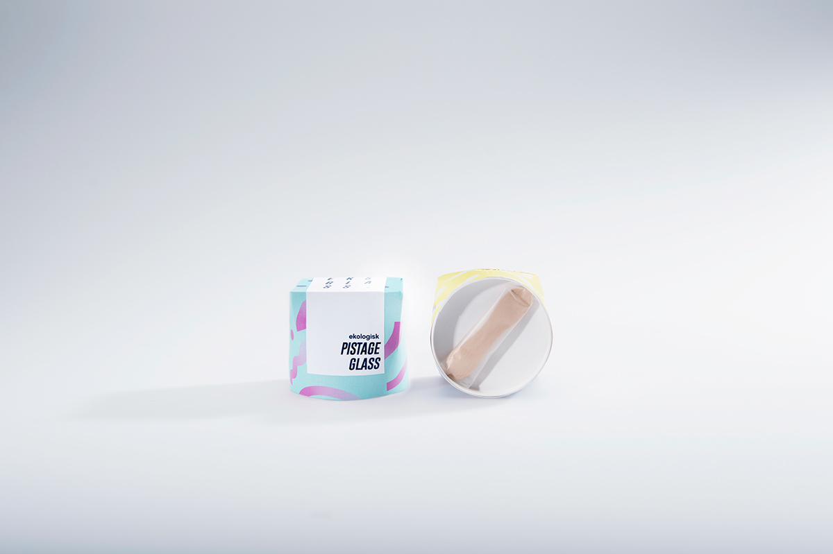 glass ice cream pipersglass Pipers   packaging design pattern Popsicles ice cream logo cafe concept