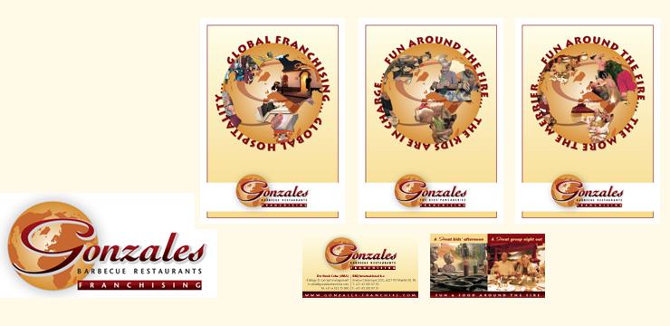 gonzales Gonzales Barbecue Restaurants BBQ Franchise B.V. Gonzales BBQ