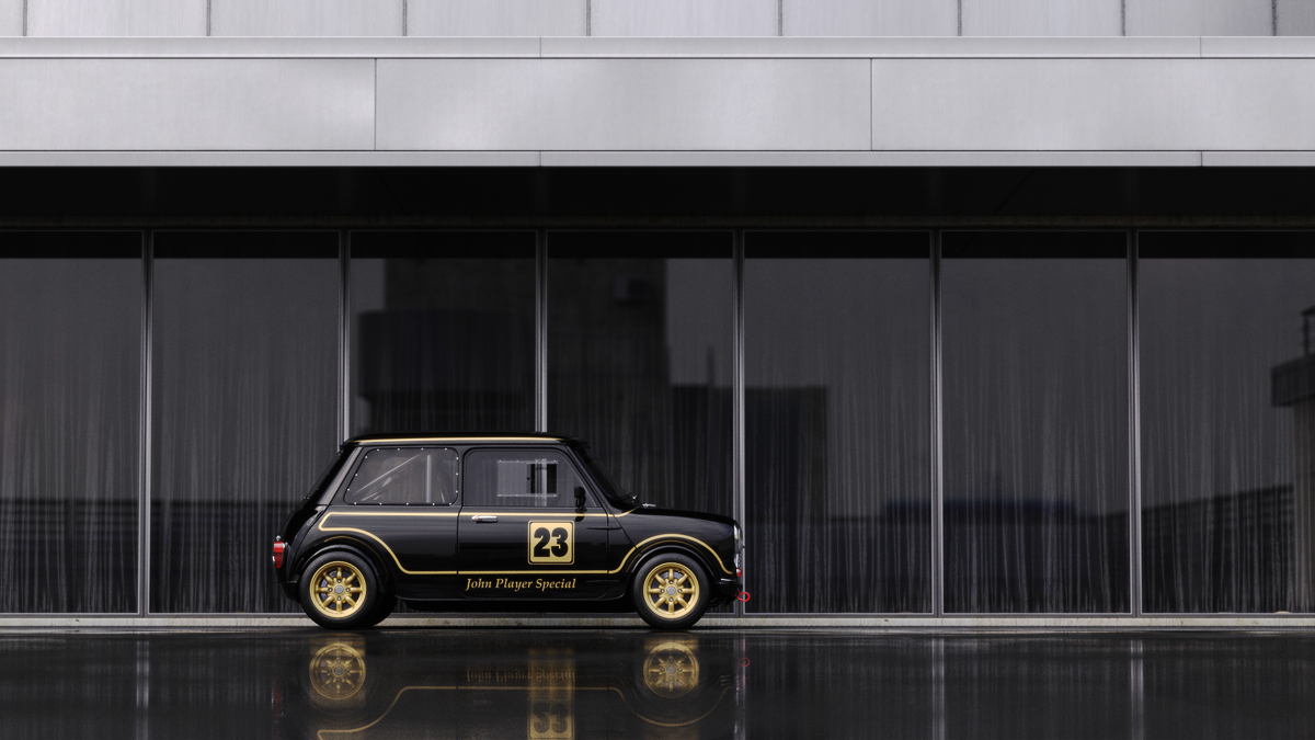 John Player Special Mini Concept On Behance