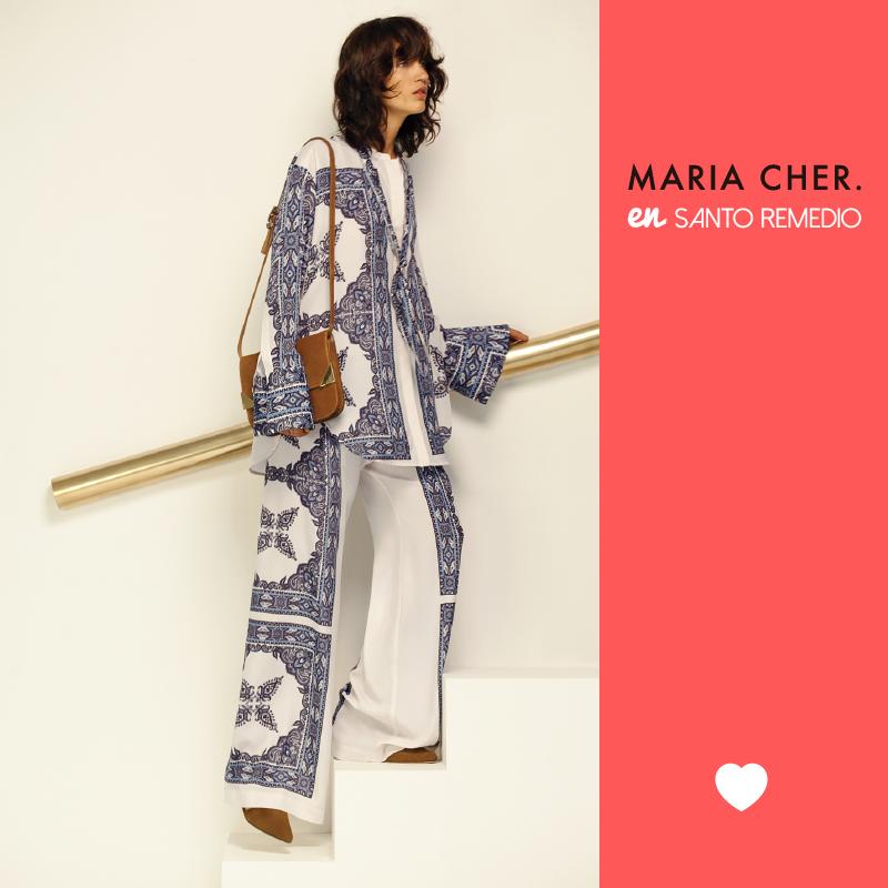 Maria Cher en Santo Remedio