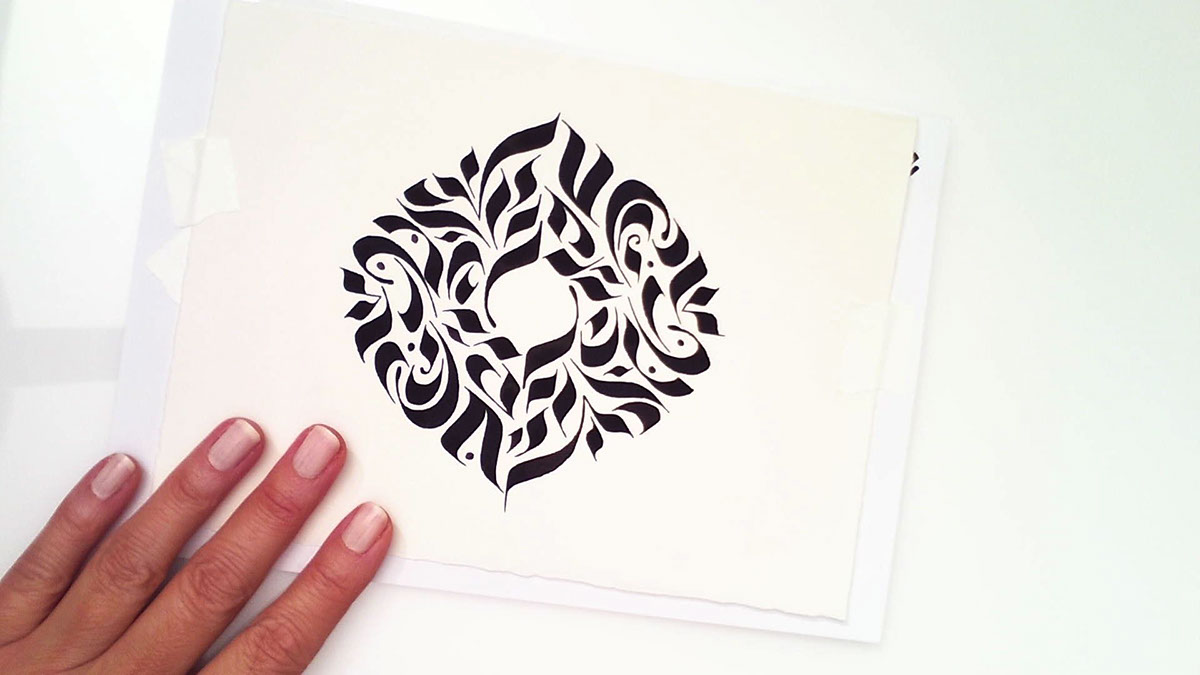 Online calligraphy class calligraphy stroke tattoos on Calligraphy course