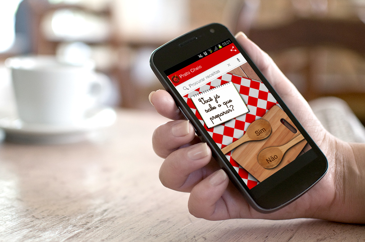 aplicativo receitas app logo Icon brand Food  Interface