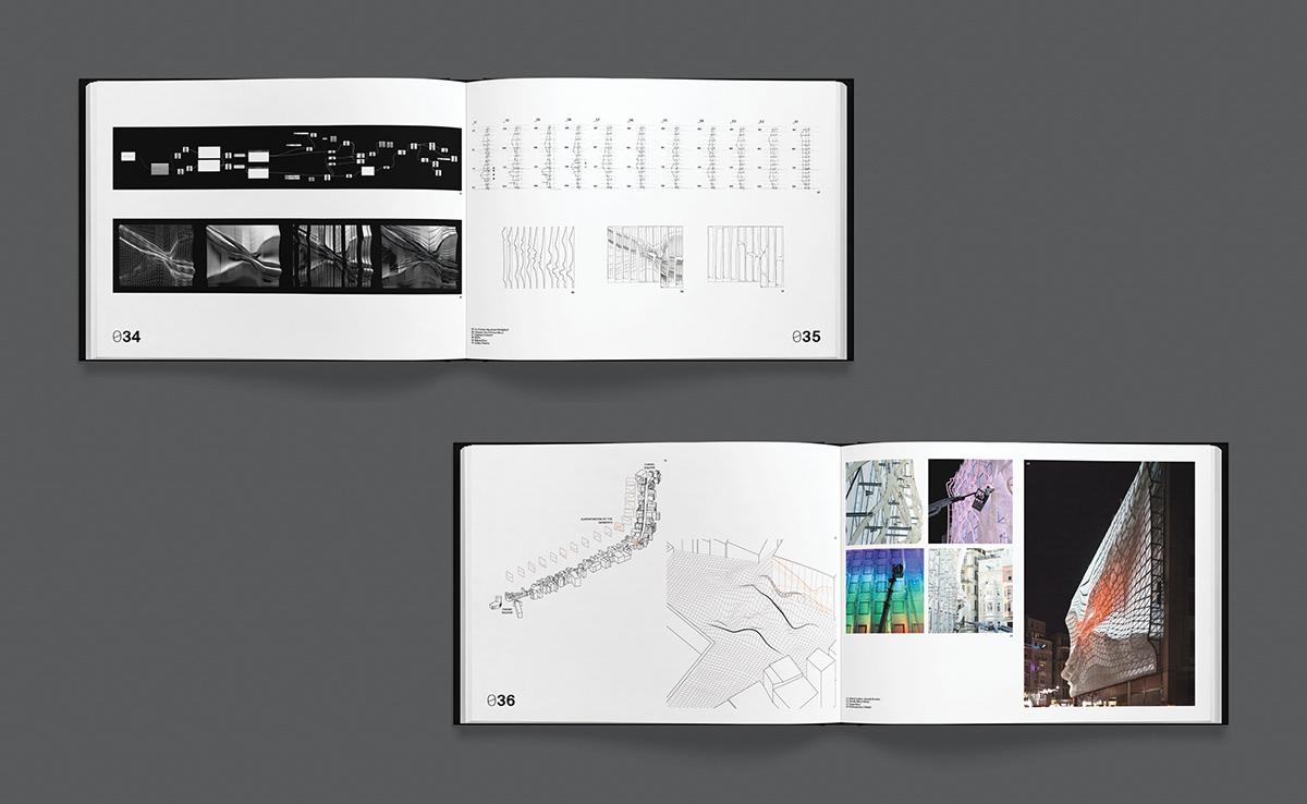 Salon Architects Portfolio Book on SVA Portfolios