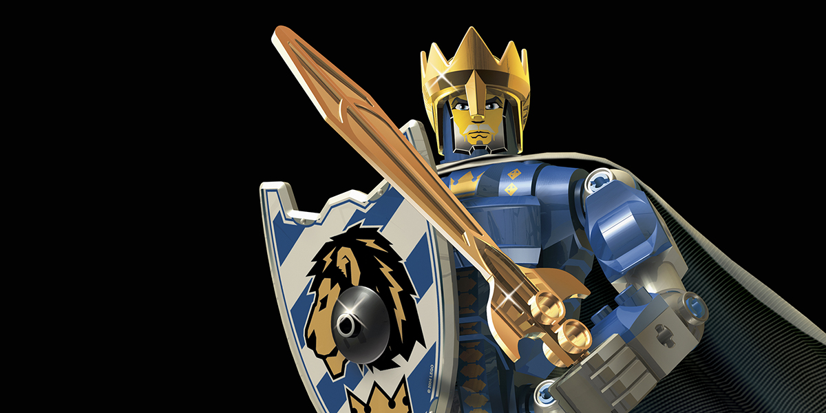 LEGO KNIGHTS' KINGDOM CONSTRACTION FIGURES (2003) on Behance