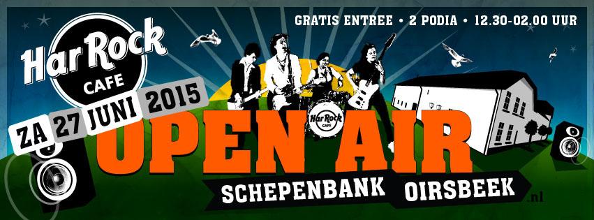 Schepenbank Oirsbeek HarRock