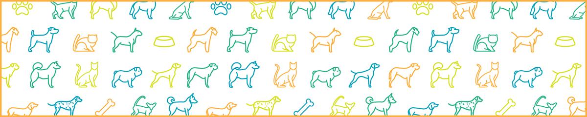 logo pet expo pets icons Event animals Trade Show Sarah O'Kane Design