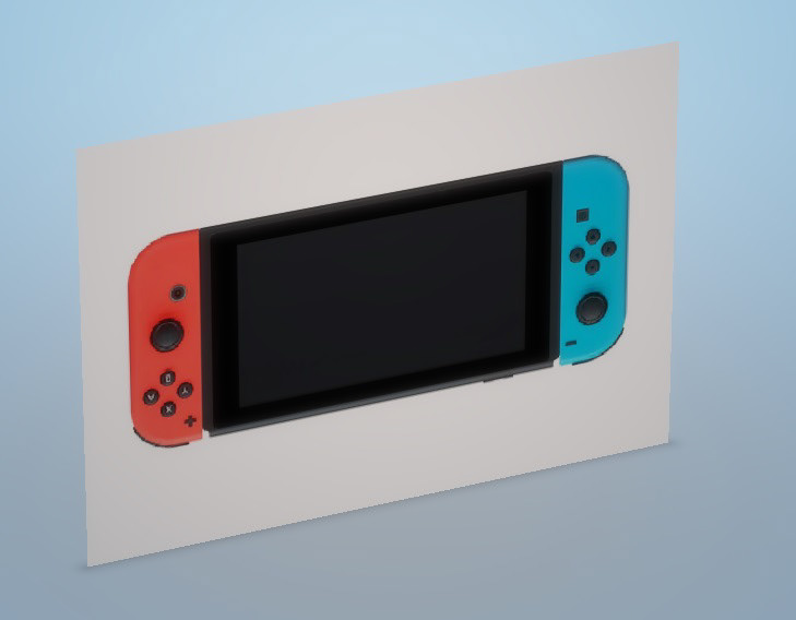 consola hardware light Nintendo nintendo switch light switch