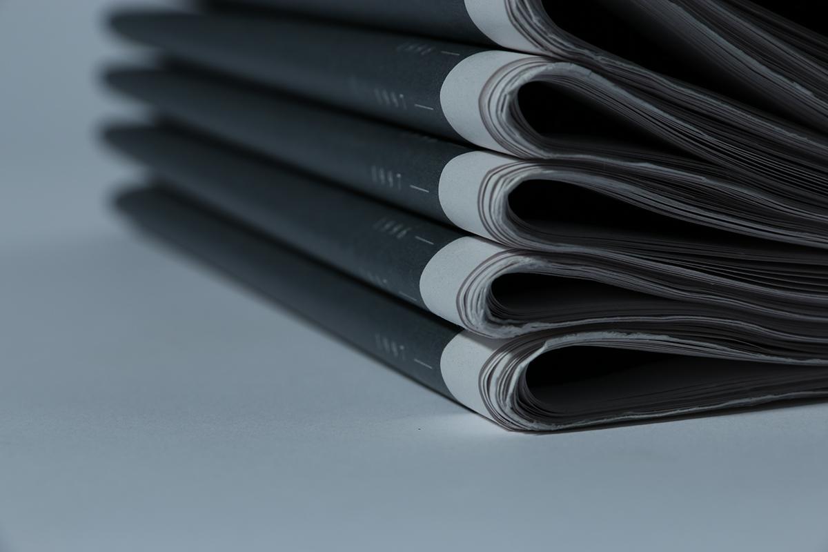 twenty-four newspaper typografie Vierundzwanzig Zeitung black-and-white Schwarzweiß papier paper