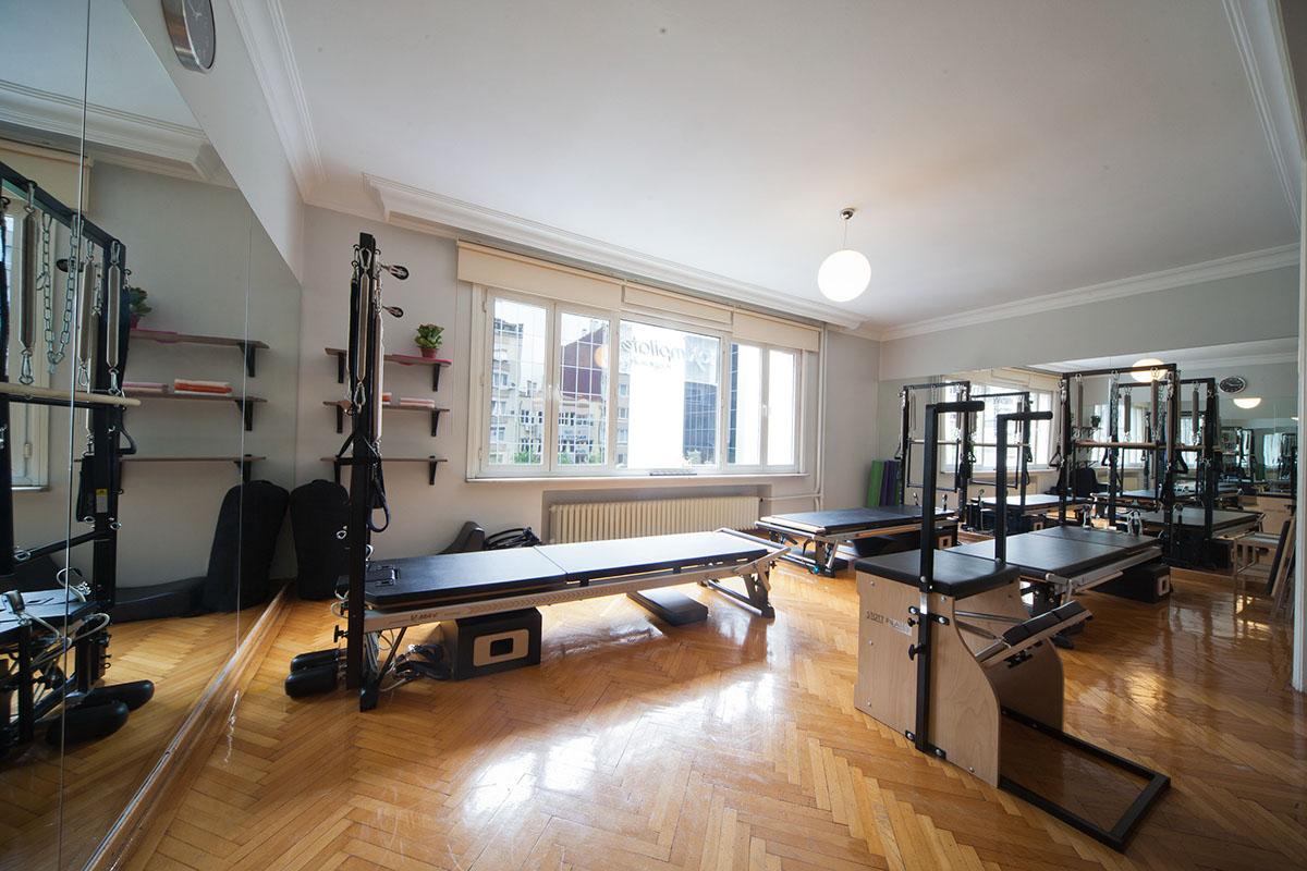 Pilates sport renovation