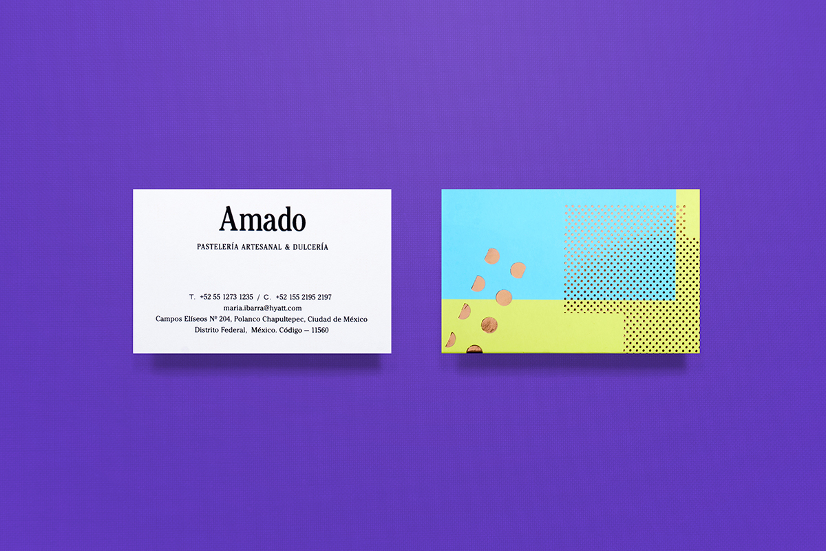 Business Card Inspiration