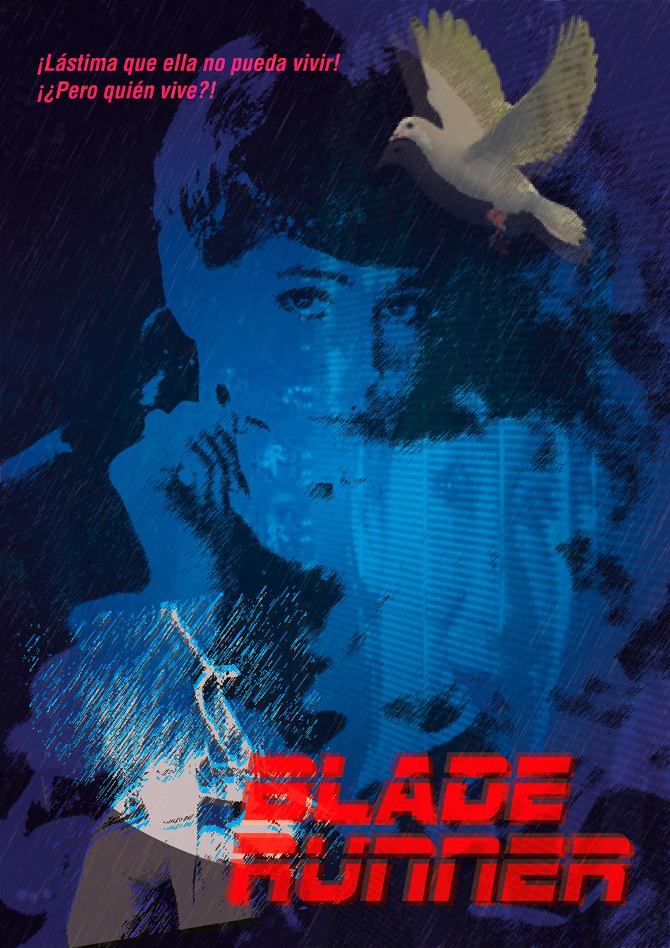 Fan-art de Blade Runner