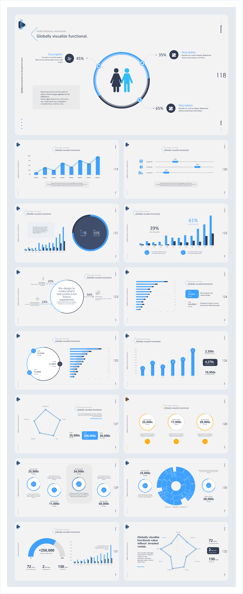 Lymo Powerpoint Presentation Template - 17