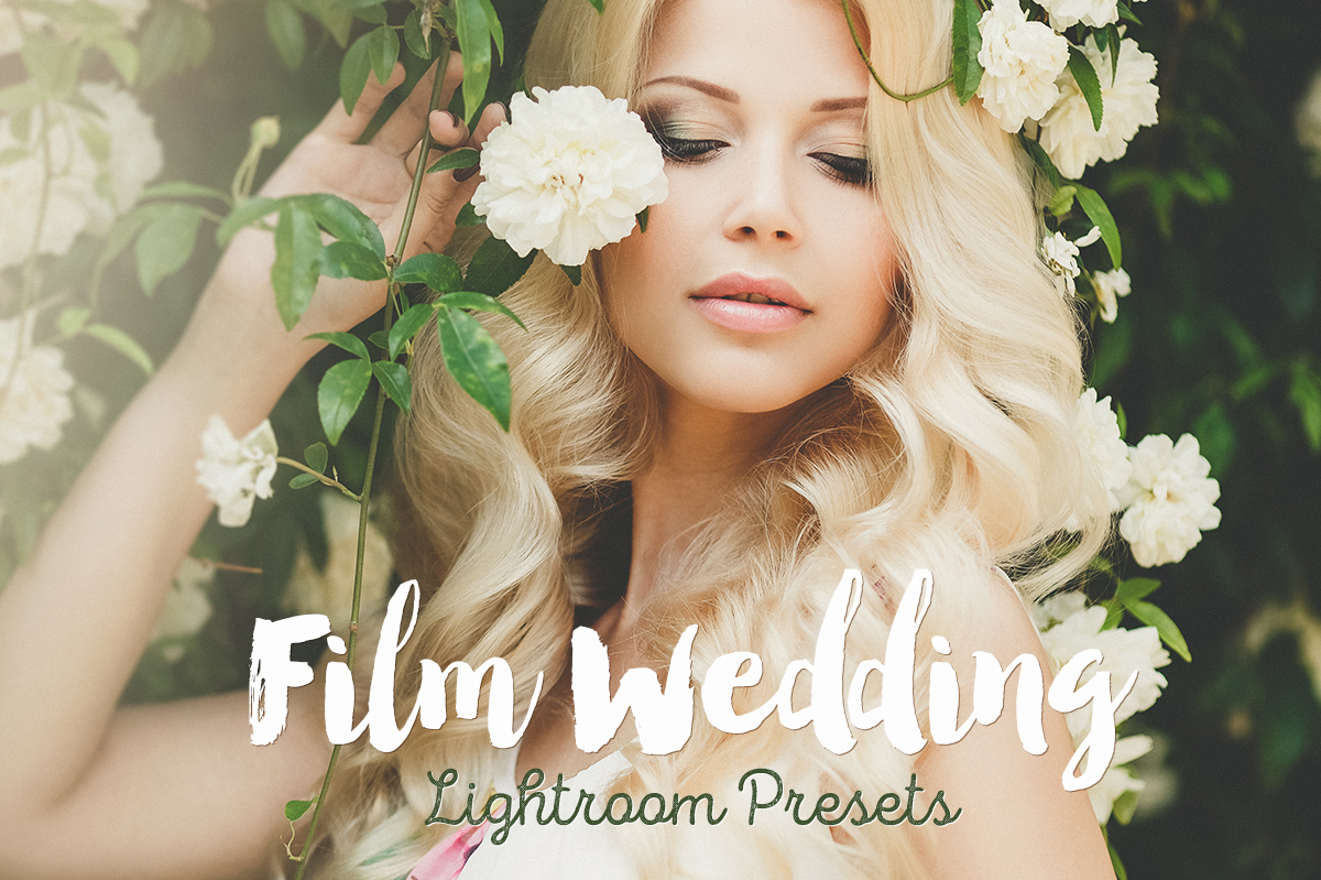 Film Wedding Lightroom Presets Photoshop Actions On Behance