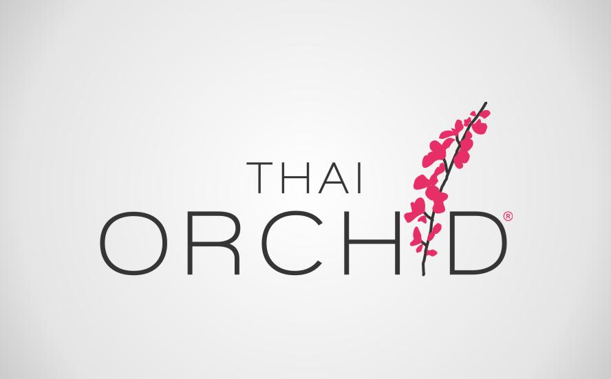 Thai Orchid On Behance