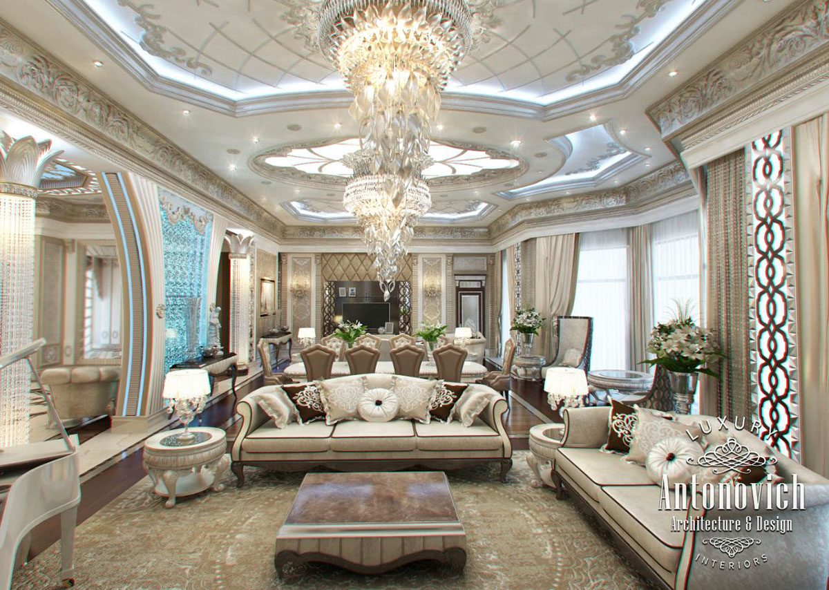 Interior design company in dubai antonovich design on behance for Interior decoration companies in dubai