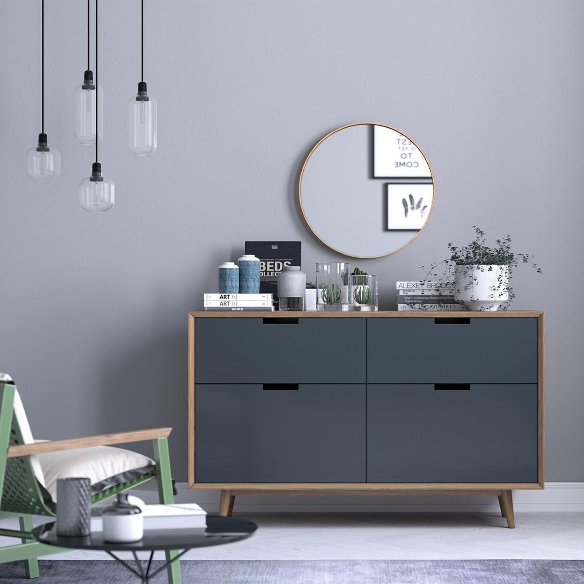 3d renderings for a furniture catalog on behance for Interior design recruitment agency new york