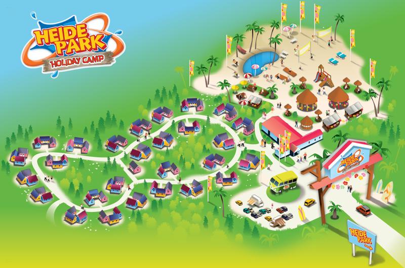 Картинки по запросу heide park germany картинки