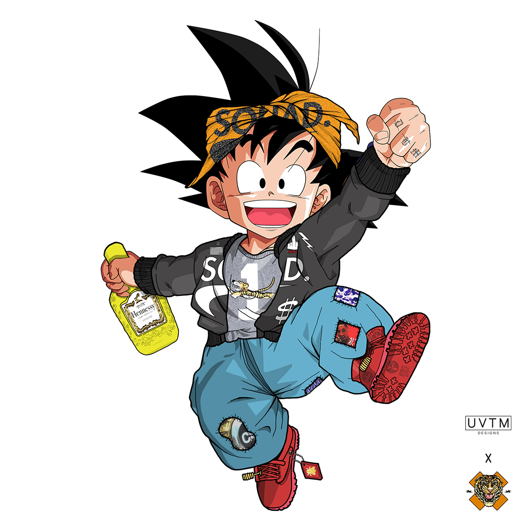Dragon Ball Z X Hmn Alns Fusion moreover Watch likewise Dope Wallpapers For Iphone in addition Detailed Look Bape X Adidas Nmd R1 additionally 15935683. on cartoons wearing bape
