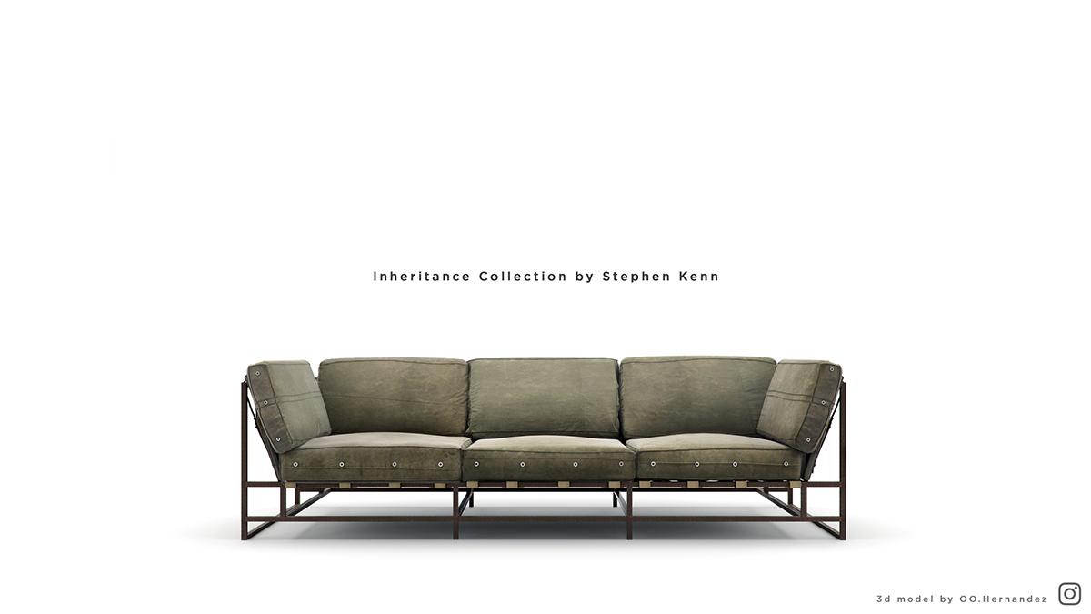 Inheritance Collection By Stephen Kenn On Behance